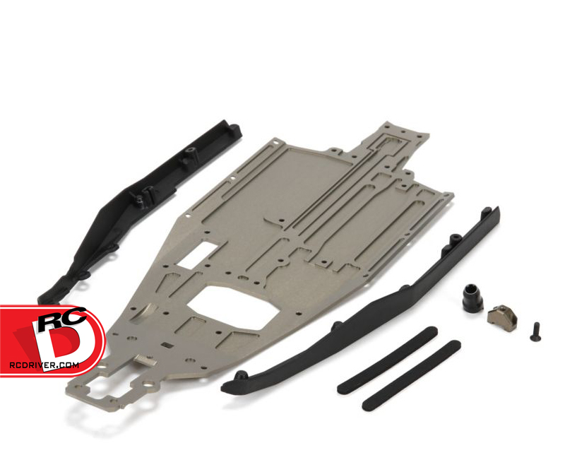 Team Losi Racing - 22-4 Shorty Chassis Conversion Kit copy