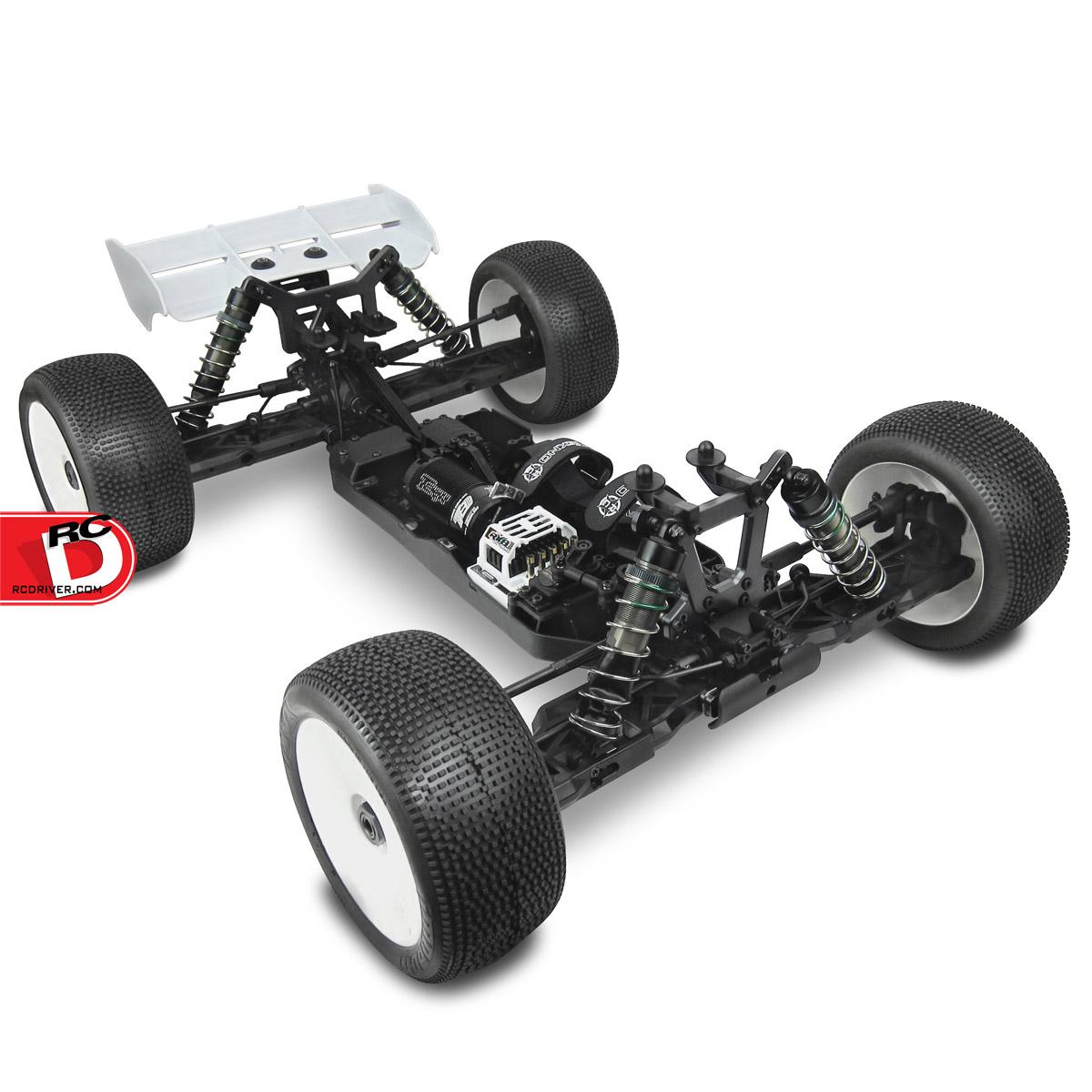 TeknoRC - ET48.3 1-8th Competition Electric Truggy Kit_2