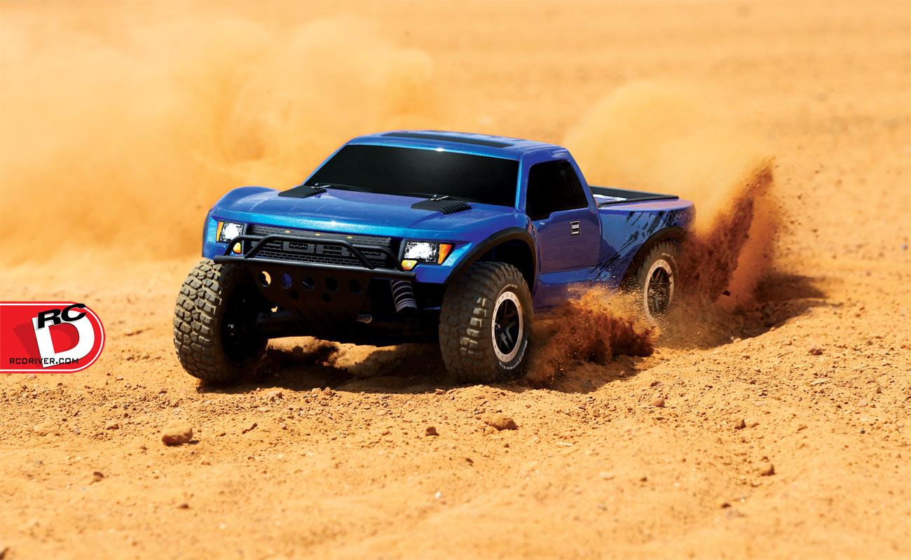 Traxxas - Slash Ford F-150 SVT Raptor with OBA_1 copy