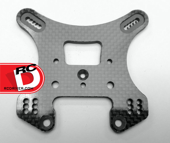 Xtreme Racing - Carbon Fiber Shock Towers For The RC8B3_2 copy