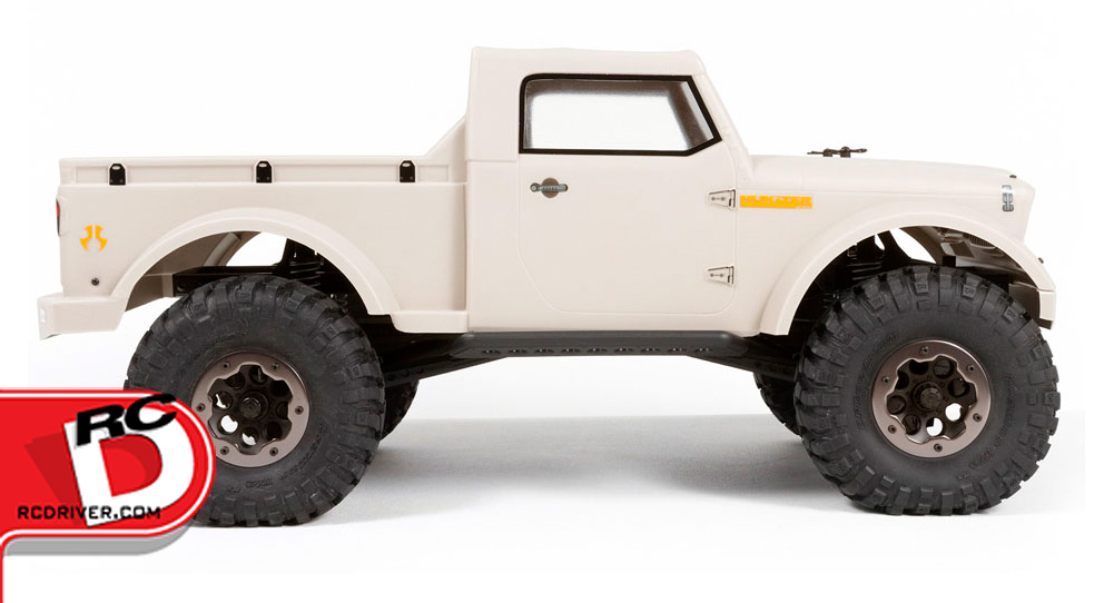 Axial Jeep NuKizer 715 Body