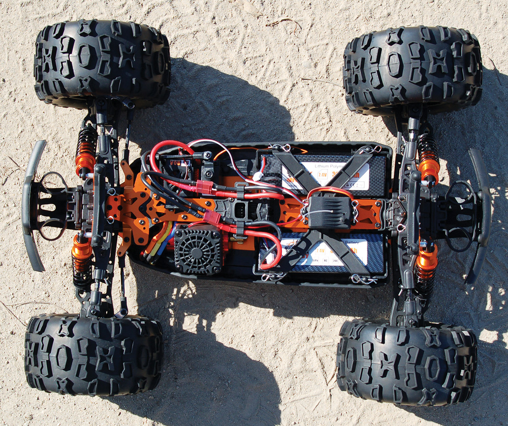 Review: DHK Maximus Monster Truck