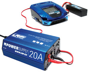 Review: LRP Competition 20A Power Supply