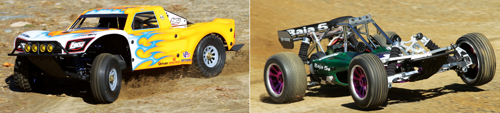 Fab 5 Projects - HPI Baja 5B / Losi 5IVE-T