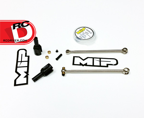 MIP - Rollers Shiny Drive System for the HB D413 copy