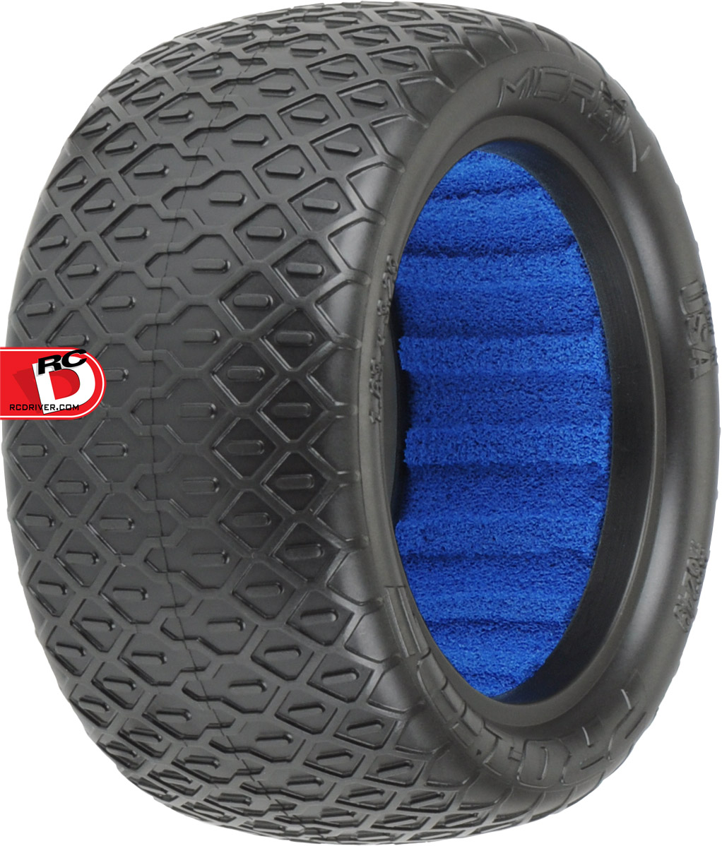 Pro-Line - Micron 2.2 Off-Road Buggy Rear Tires