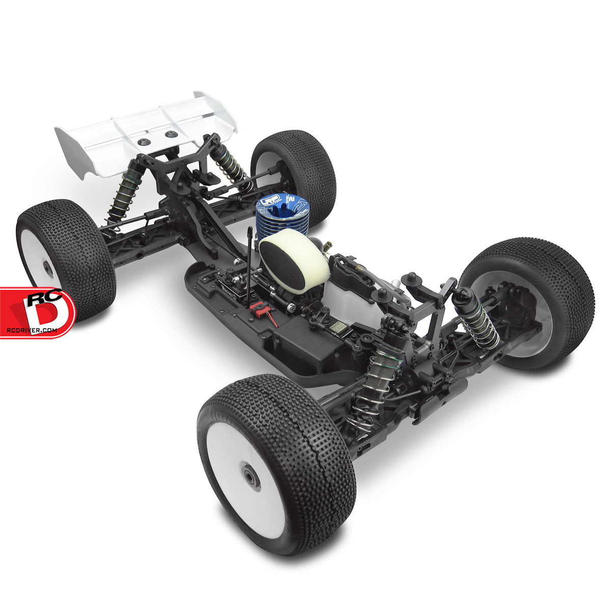 Tekno RC - NT48.3 Competition Nitro Truggy Kit_2