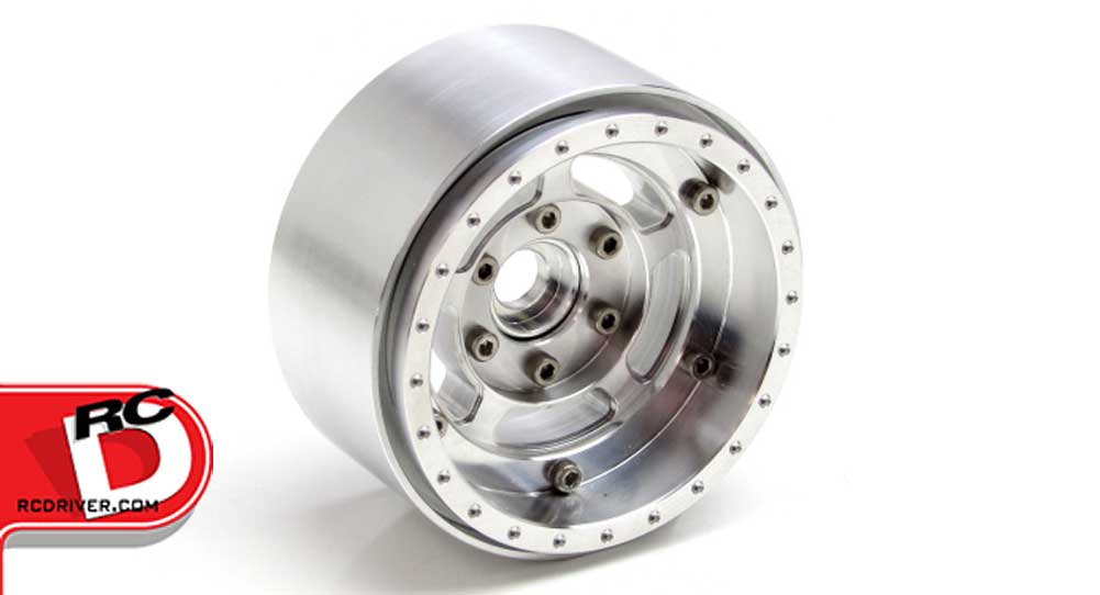 Gear Head RC Scale 1.9 EZ-Loc Beadlock Wheels
