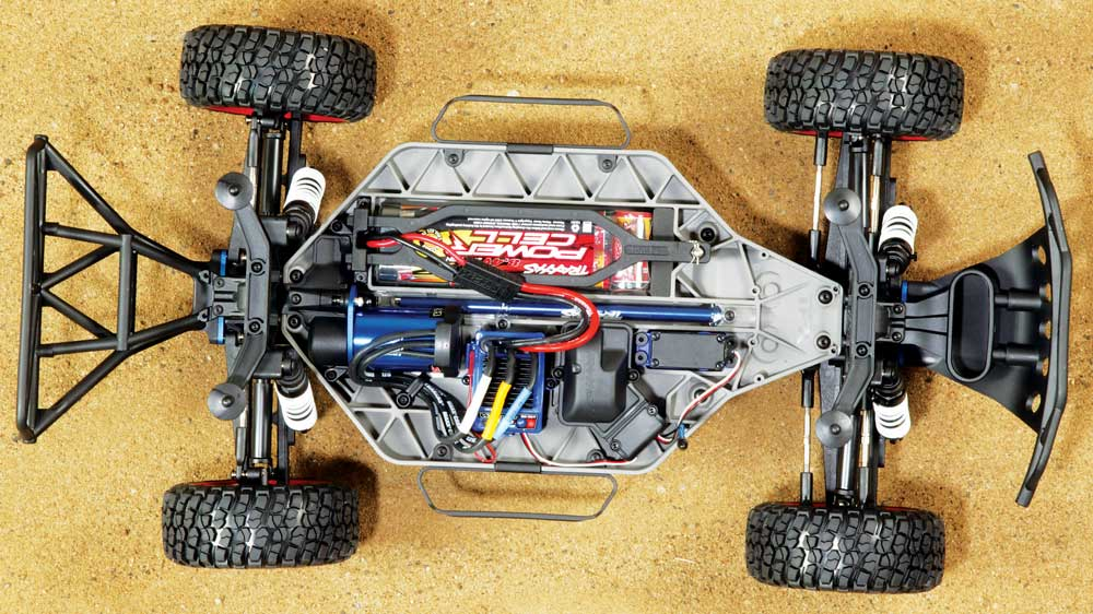 Traxxas Rally vs. Traxxas Slash 4x4