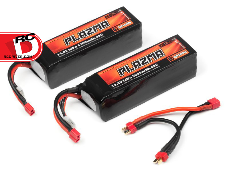 HPI - Baja 29.6V Plazma Ultimate Power Pack Set