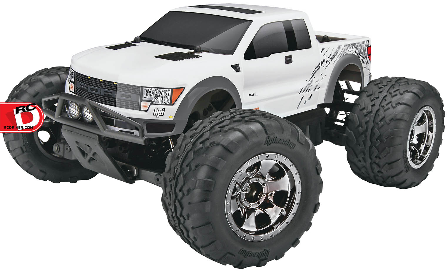 HPI Racing - Savage XS Flux Ford SVT Raptor 4WD RTR copy