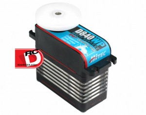 Hitec - D-840WP and D-845WP Steel Gear Waterproof Servos_1 copy