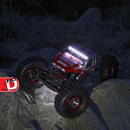 Losi - Night Crawler 2.0 4WD Rock Crawler_1