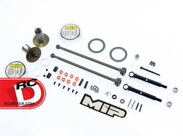 MIP - Pucks 17.5 Drive System for the TLR 22T 2