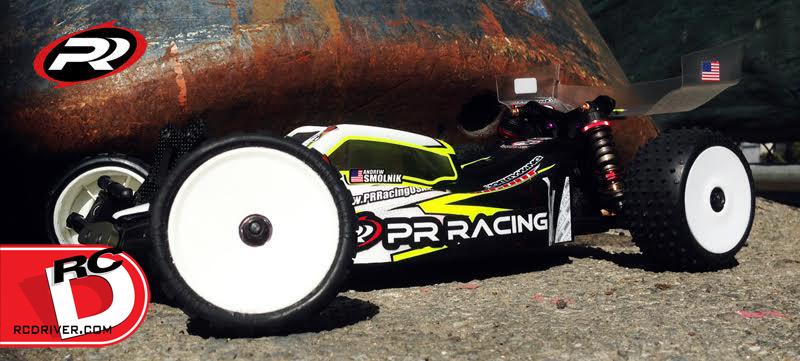 PR Racing America - PRS1 V3 2wd Buggy copy