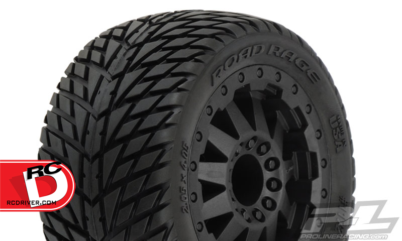 Deep Woods Cr C3 Compound Mounted 2 2 Quot Crawler Tires On