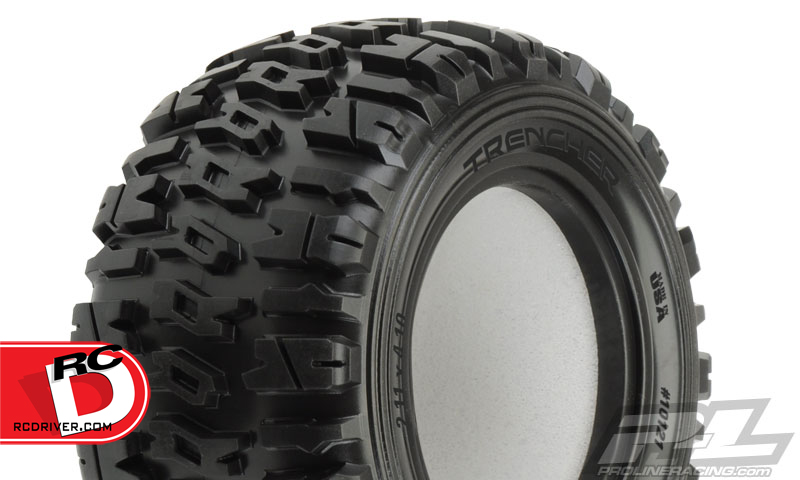 Pro-Line - Trencher T 2.2 All Terrain Truck Tires