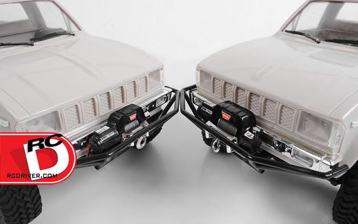 RC4WD - Mini Warn 9.5cti Winch