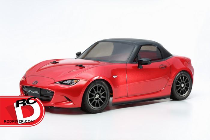 Tamiya - Mazda Roadster- MX-5 M-05 Chassis copy