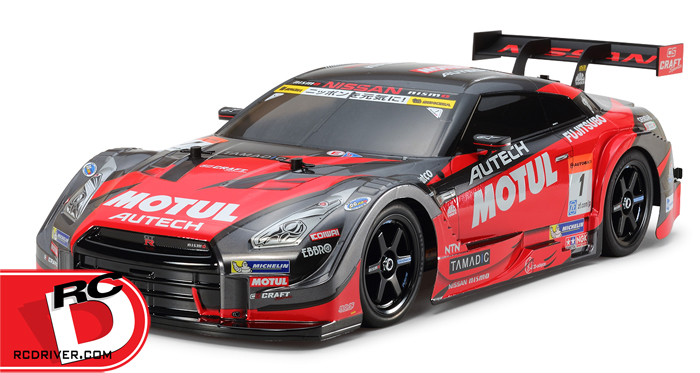 Tamiya - Motul Autech GT-R - TT-02 copy