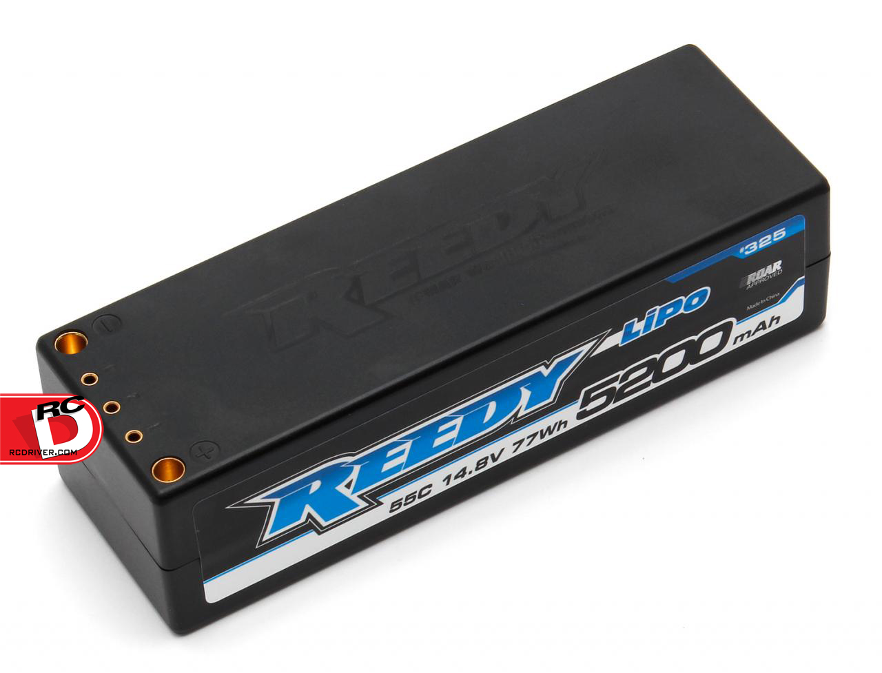 Team Assiciated - Reedy 5200mAh 55C 14.8V Competition LiPo Battery