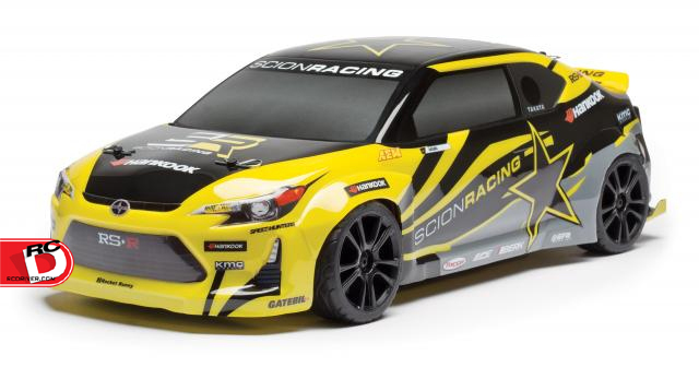 Team Associated - APEX Scion Racing 2015 tC copy