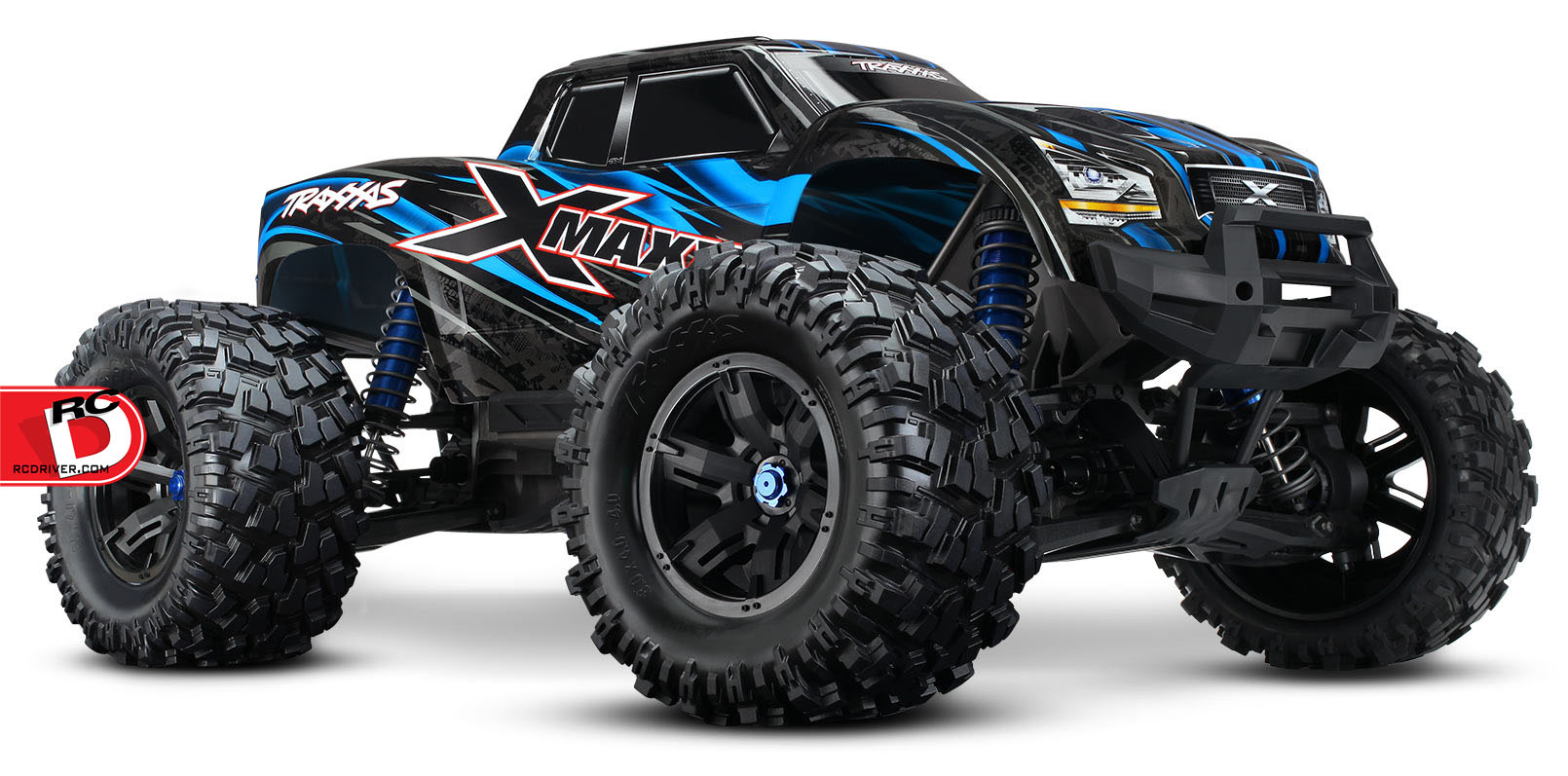 Traxxas - X-Maxx Electric Monster Truck_1 copy