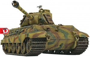 VS Tank USA - King Tiger Porsche Desert Camo & Japanese Type 10  NATO Battle Tanks_1