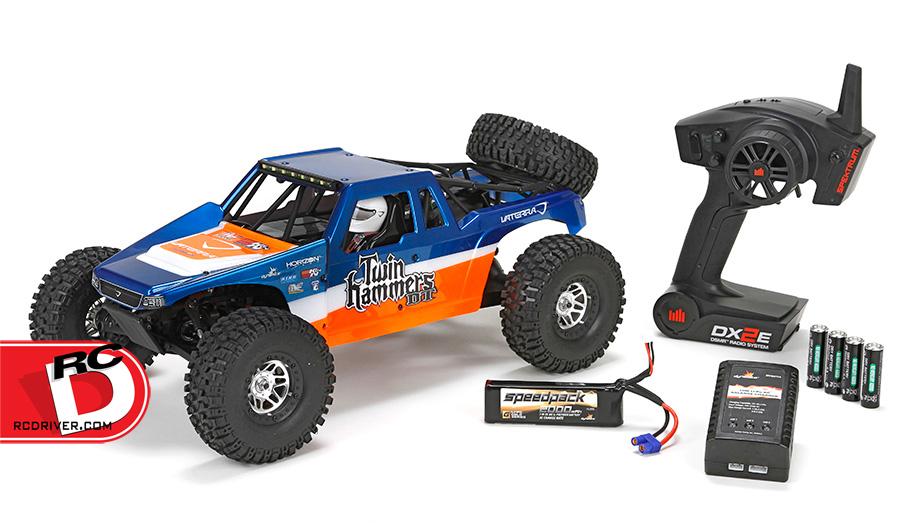 Vaterra - Twin Hammers DT 1.9 Rock Racer RTR_3