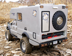 Project: Ford F-550 EarthRoamer XV-LT Expedition Vehicle