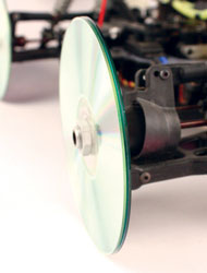 Repurpose It - Using CD to Set Camber