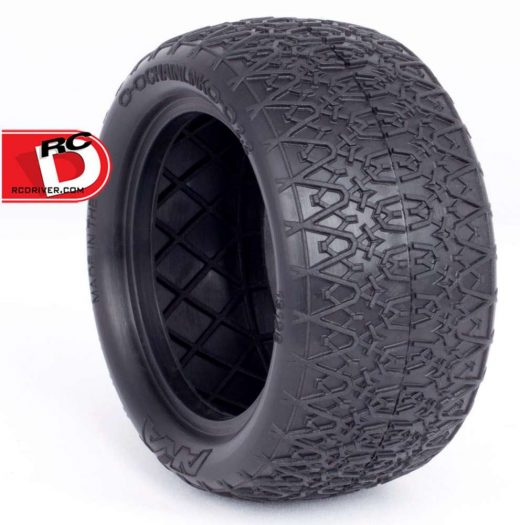"""AKA - Chain Link 2.2"""" Rear Buggy Tires"""