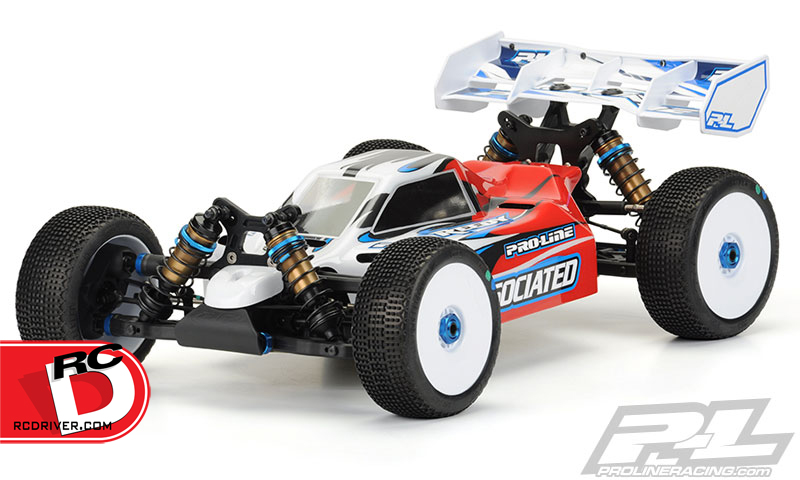 Pro-Line- Predator Body for the RC8B3E copy