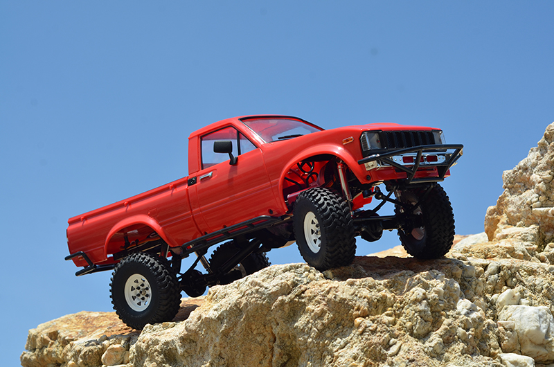 RC4wd - Trail Finder 2 RTR with Mojave II Body Set_2