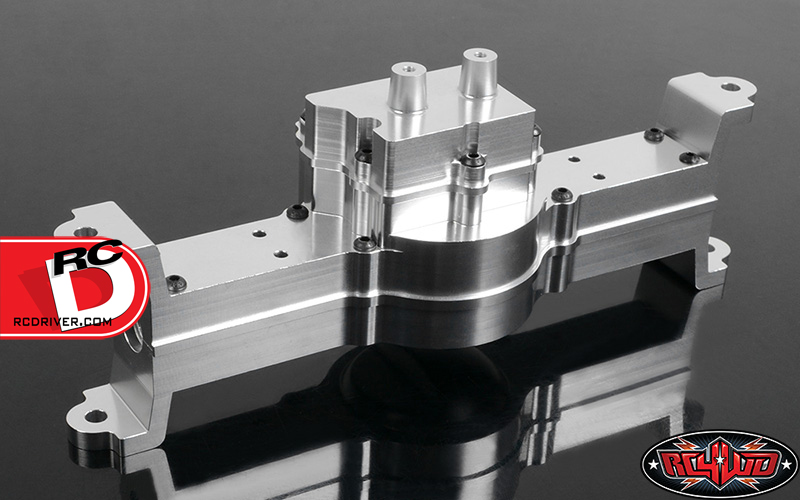 Rc4wd - Aluminum Axle Housings for the Tamiya TXT-2 copy