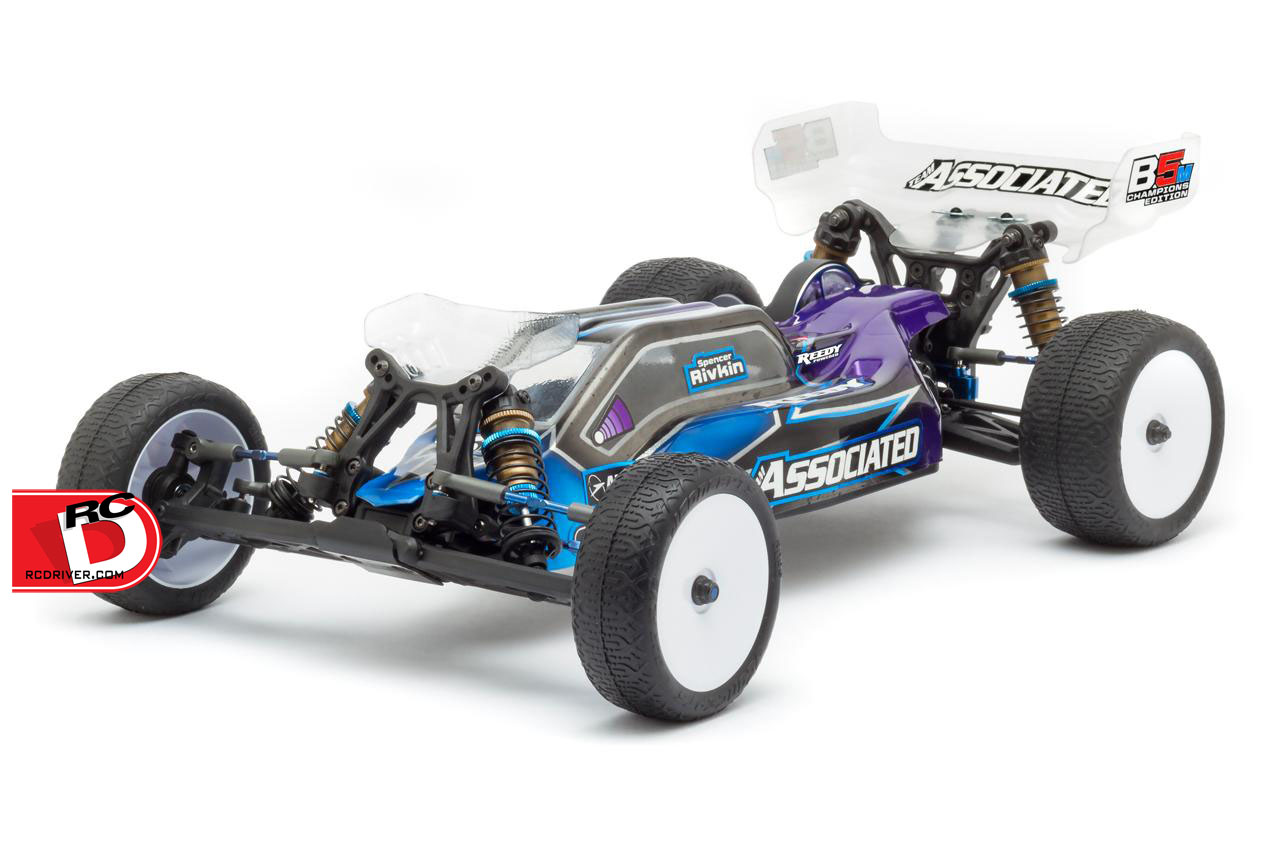 Team Associated - RC10B5M Champions Edition copy