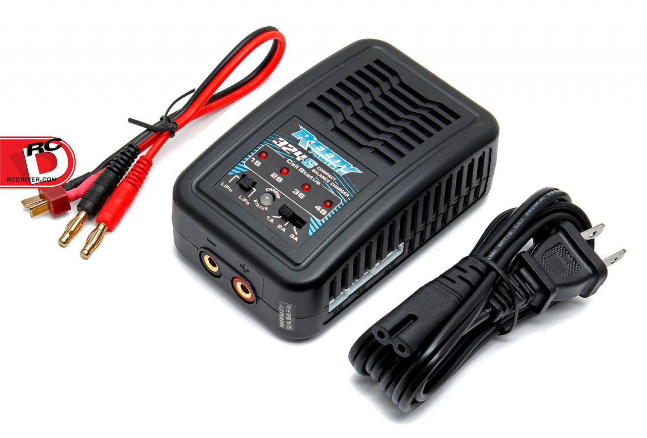 Team Associated - Reedy 324-S Compact Balance Charger copy