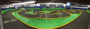 Trackside Raceway Track