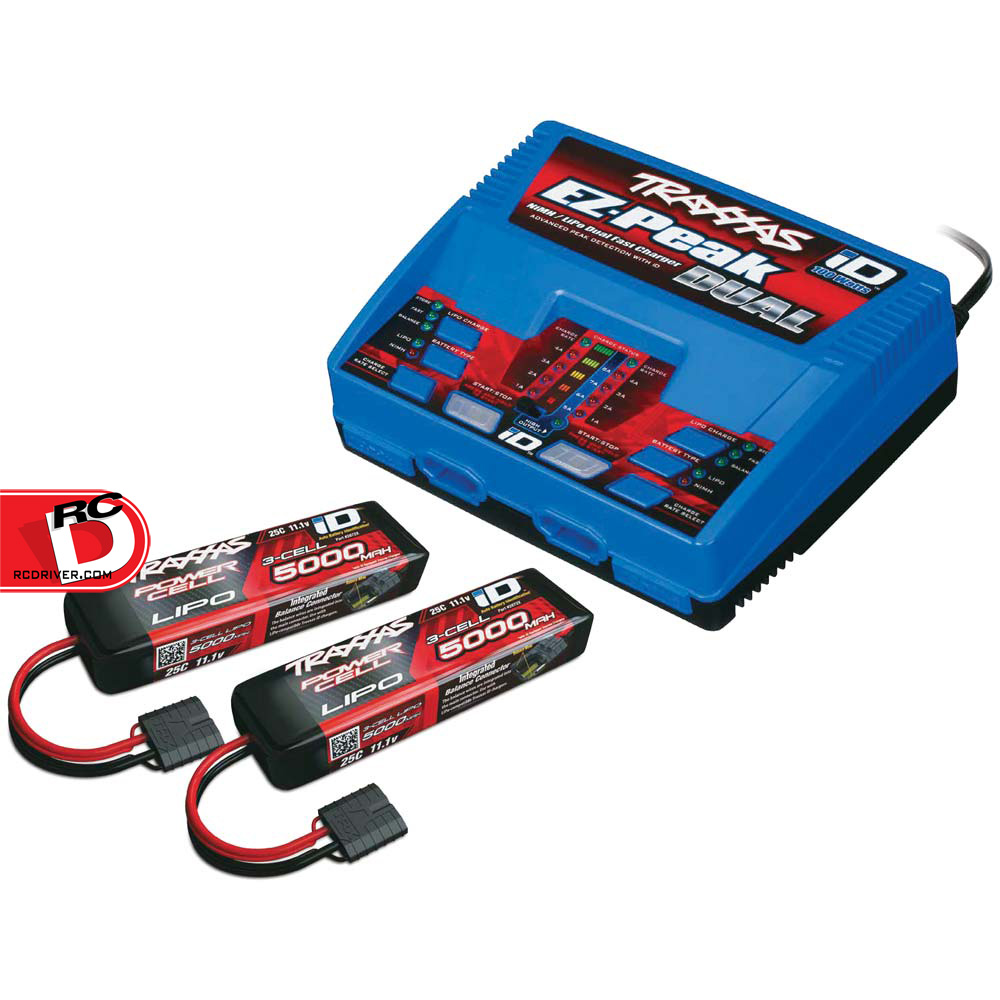 Traxxas - Battery & Charger Completer Pack copy
