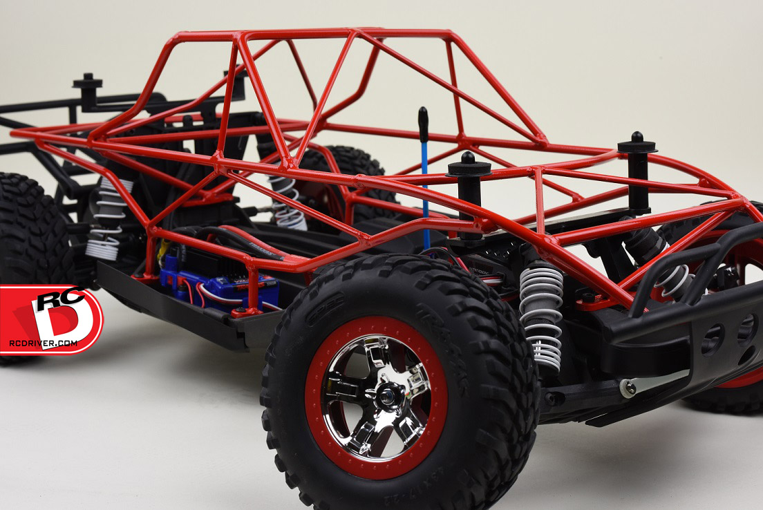 VG Racing - 2wd Slash Roll Cage copy