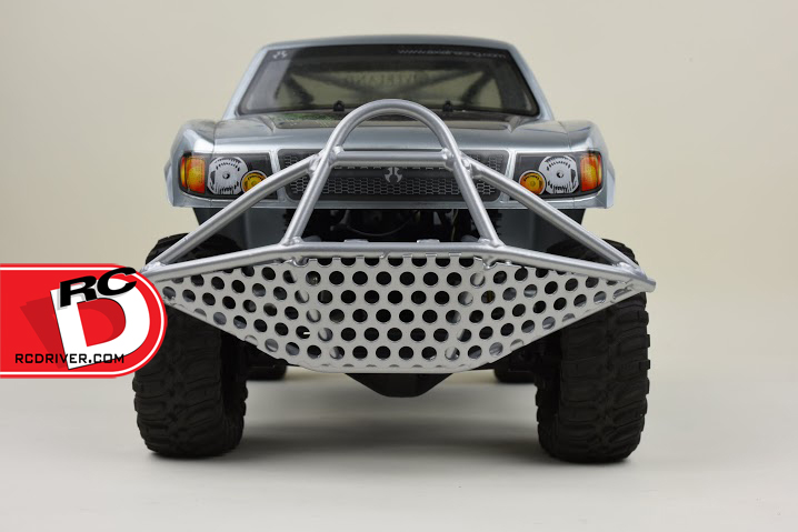 VG Racing - Bumper and Rock Rails for the SCX10 Trail Honcho_4 copy