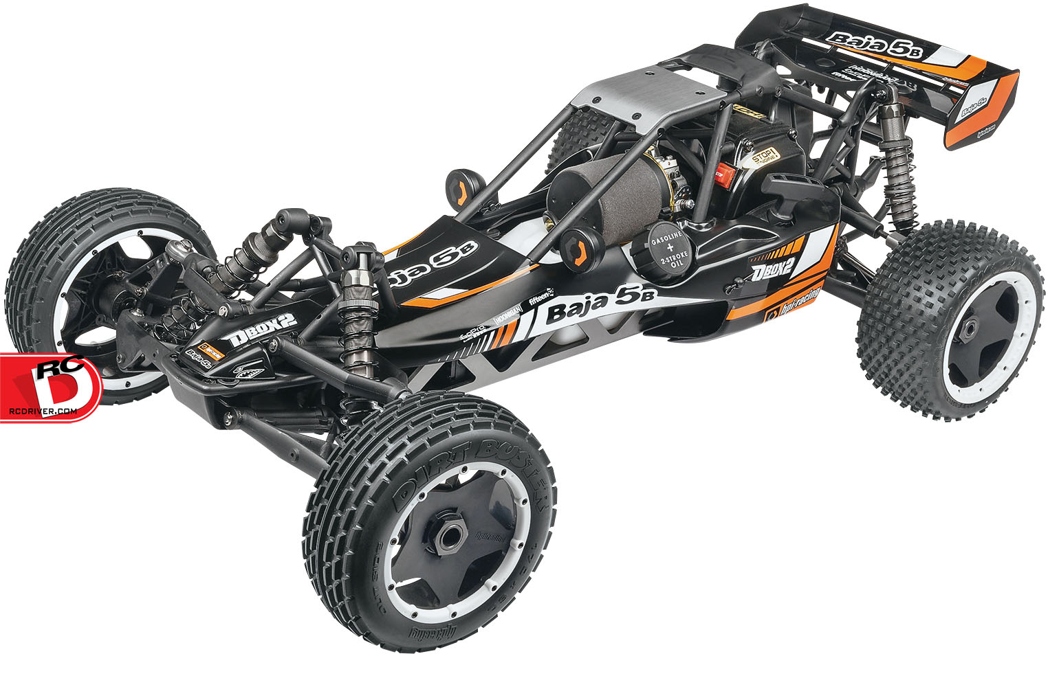 HPI Racing - BAJA 5B with D-Box 2 copy