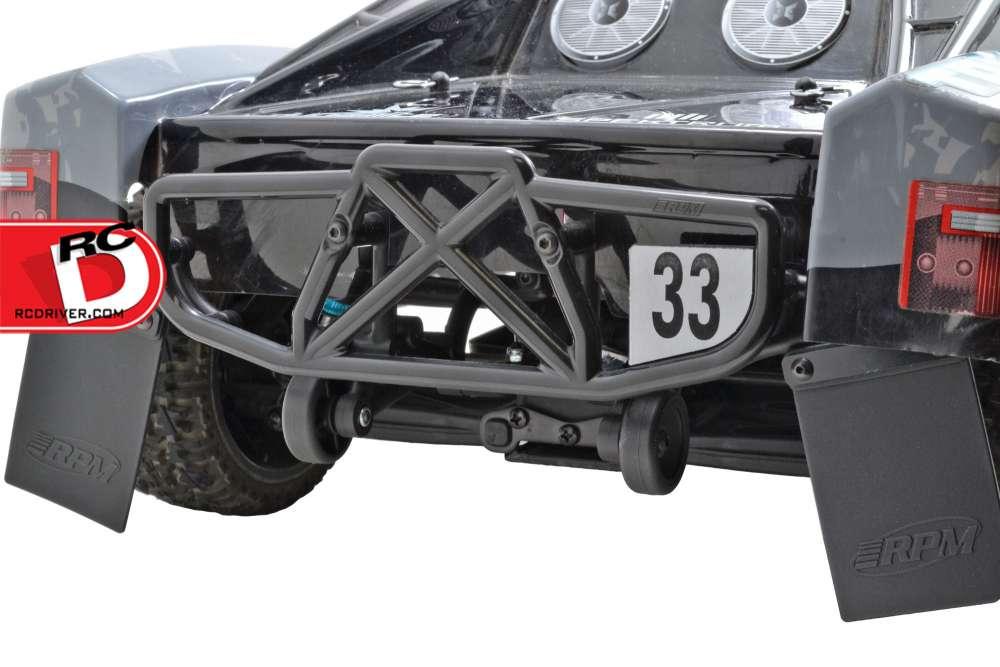 RPRPM - Rear Bumper for the ECX Torment 4×4 copy