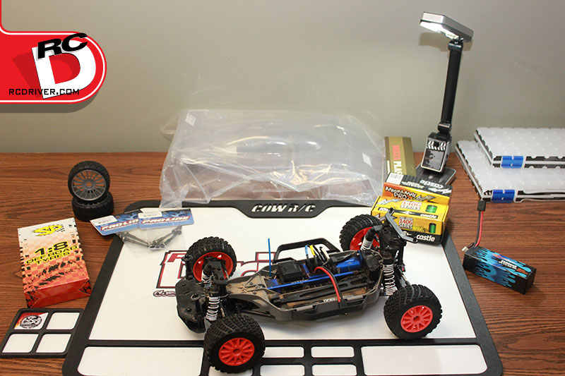 Traxxas Super Speed 4x4 Build & Giveaway
