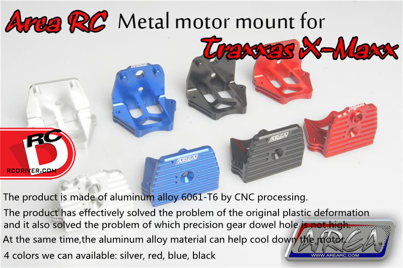 Area RC Motor Mount