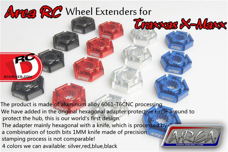 Wheel Extenders