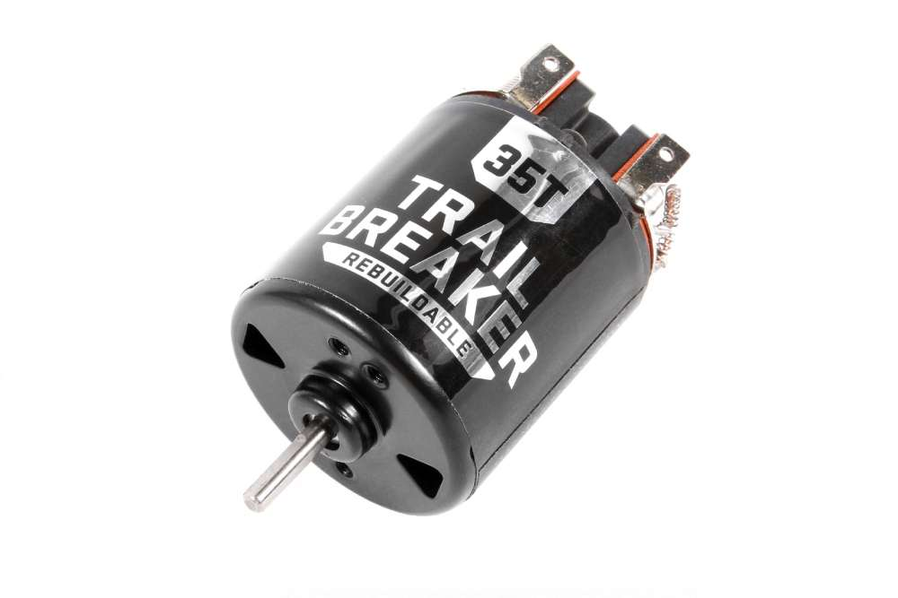 Trail Breaker Electric Motors From Axial Racing