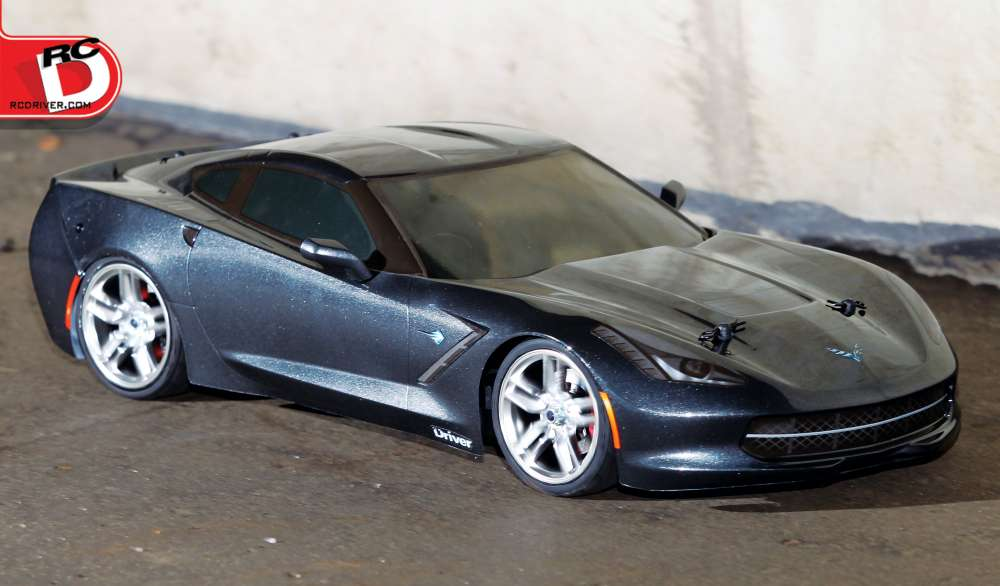 Vaterra V100-S 2014 Chevrolet Stingray