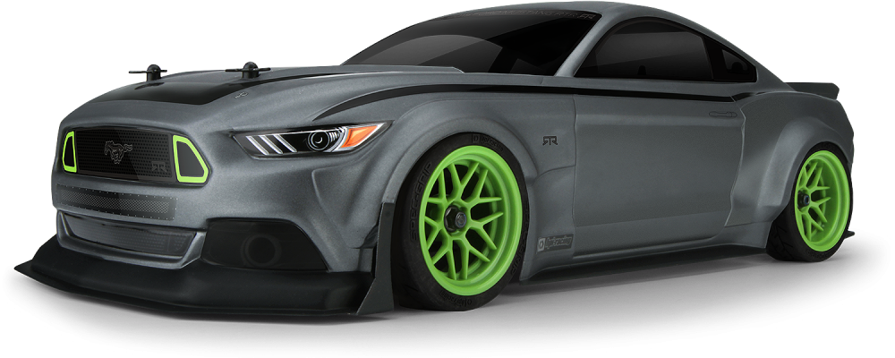 HPI - RS4 Sport 3 Vaughn Gittin Jr. Mustang 4WD RTR