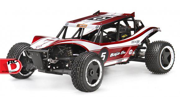 HPI Racing - Baja Kraken Sidewinder X5 Buggy copy
